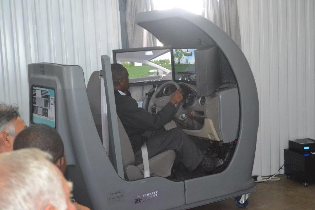 driving simulator, assessment, road, driving,