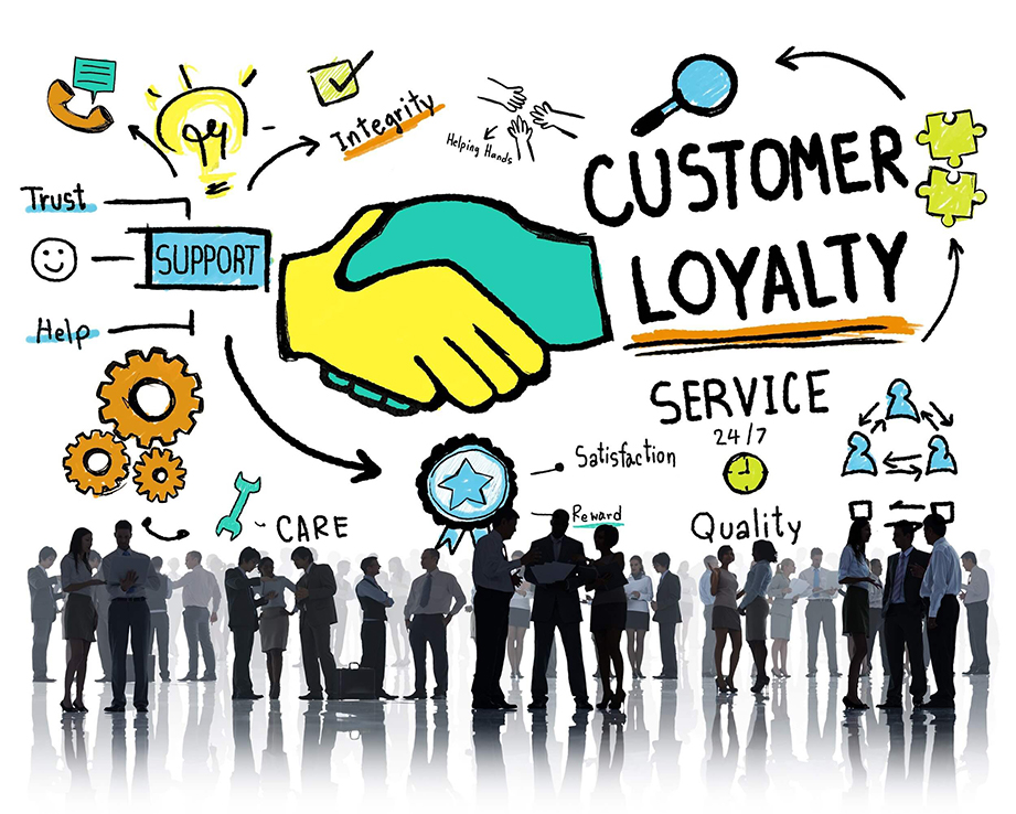 customerloyalty Customer loyalty is arguably the most important factor in business today not only will it bring repeat business, but also translate to more opportunities via word of mouth as well as brand mulligans for those little hiccups that occur every now and again here are three tips that i've found come.