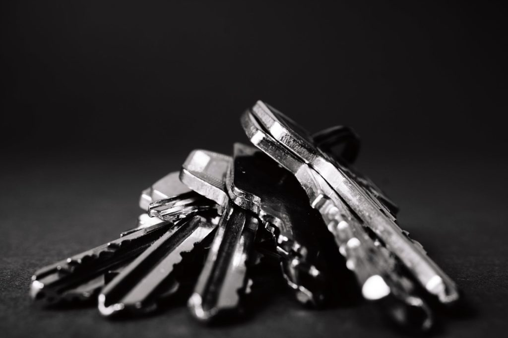 Home Safety - Security Tips - Keys