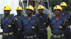 Fawcett Security Services - Mining