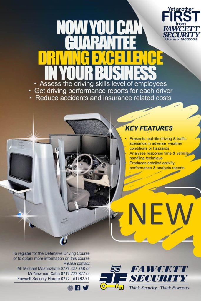 driving simulator 1