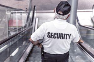 Security Guard, guard