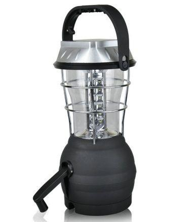 Fawcetts Shop, Solar Lantern, Hand Crank Lantern