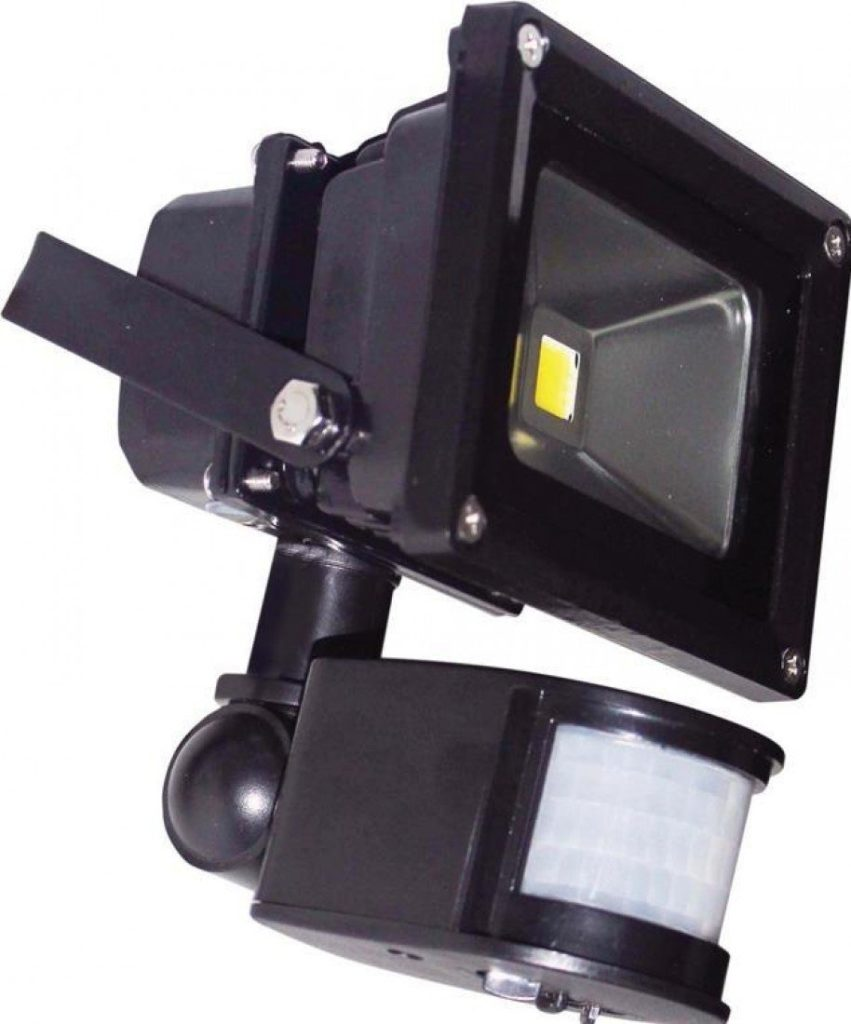 LED Spotlight & Sensor